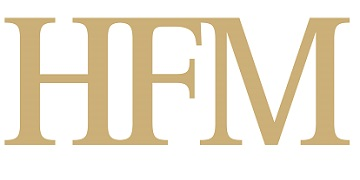 HFM (part of Pageant Media) logo
