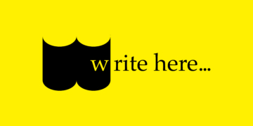 Write Here… logo